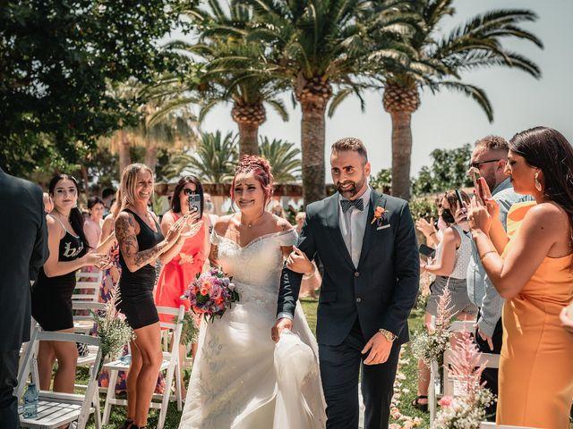 La boda de Lucas y Sandra en Mutxamel, Alicante 68