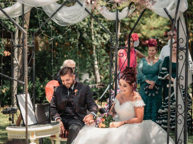 La boda de Lucas y Sandra en Mutxamel, Alicante 72