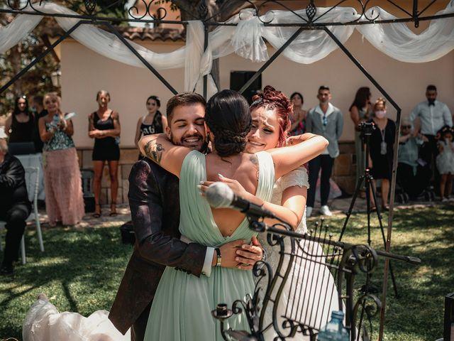 La boda de Lucas y Sandra en Mutxamel, Alicante 75