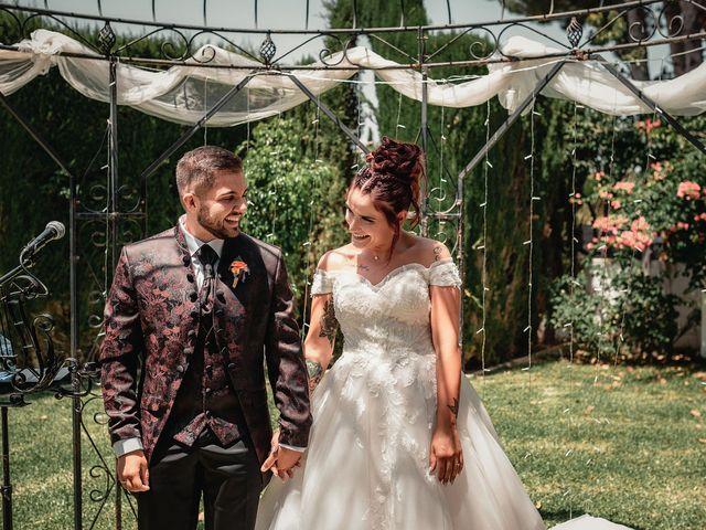 La boda de Lucas y Sandra en Mutxamel, Alicante 79