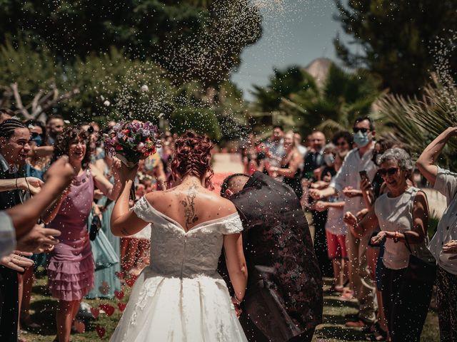 La boda de Lucas y Sandra en Mutxamel, Alicante 80