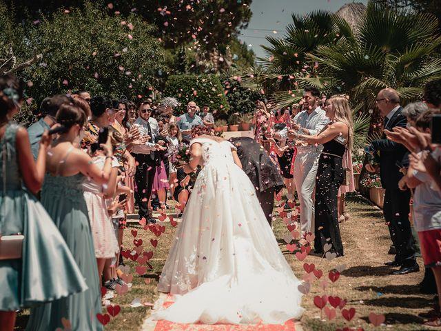 La boda de Lucas y Sandra en Mutxamel, Alicante 82
