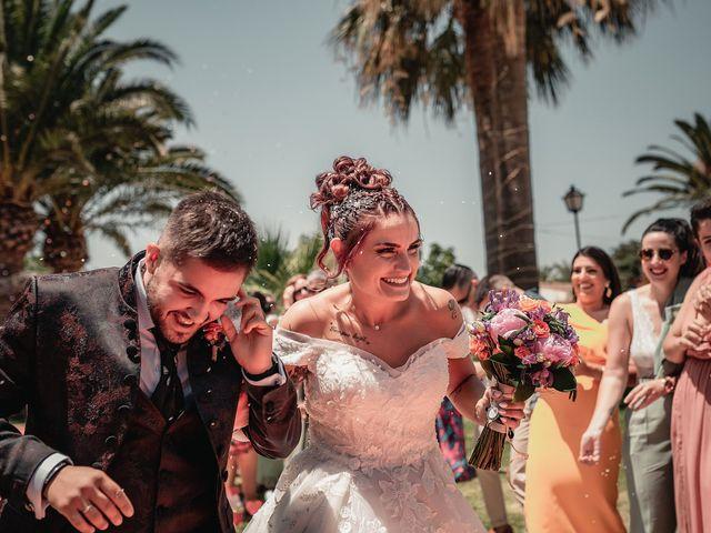 La boda de Lucas y Sandra en Mutxamel, Alicante 83