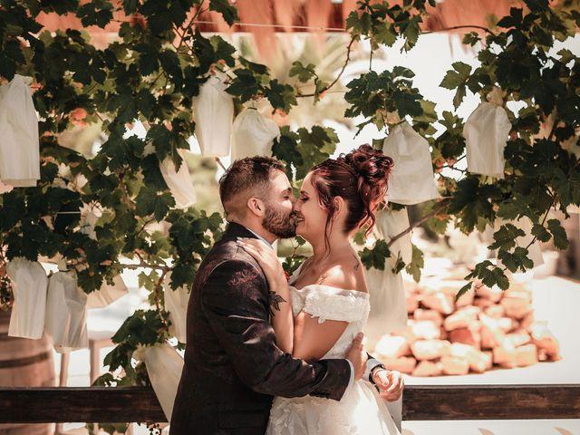 La boda de Lucas y Sandra en Mutxamel, Alicante 89