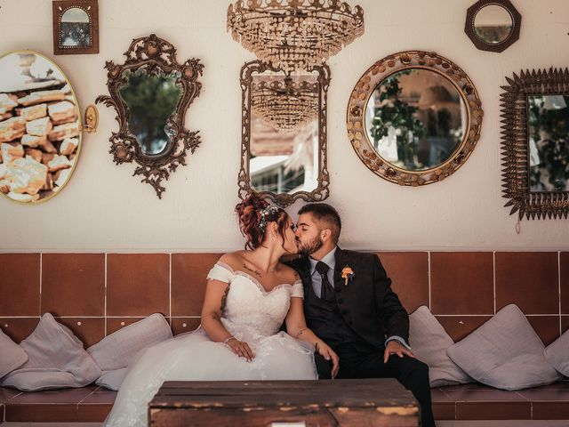 La boda de Sandra y Lucas