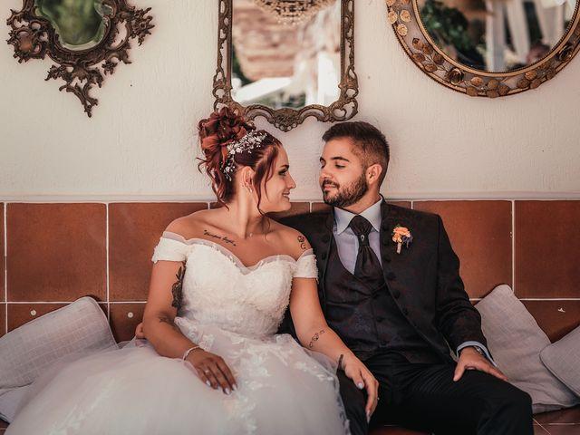 La boda de Lucas y Sandra en Mutxamel, Alicante 92
