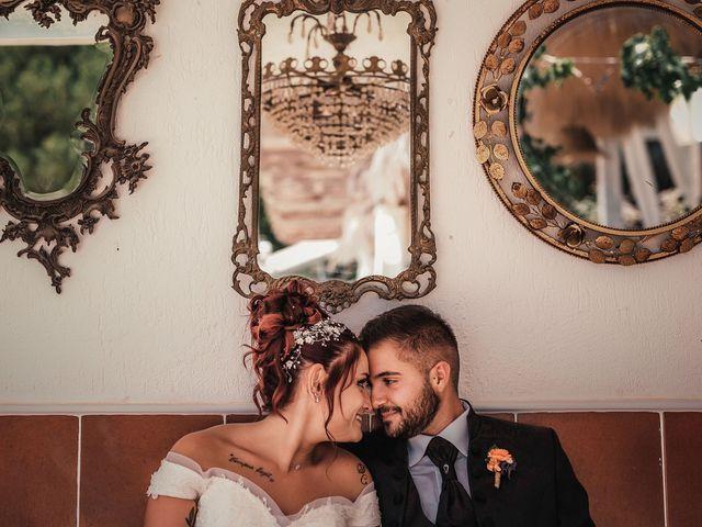 La boda de Lucas y Sandra en Mutxamel, Alicante 93