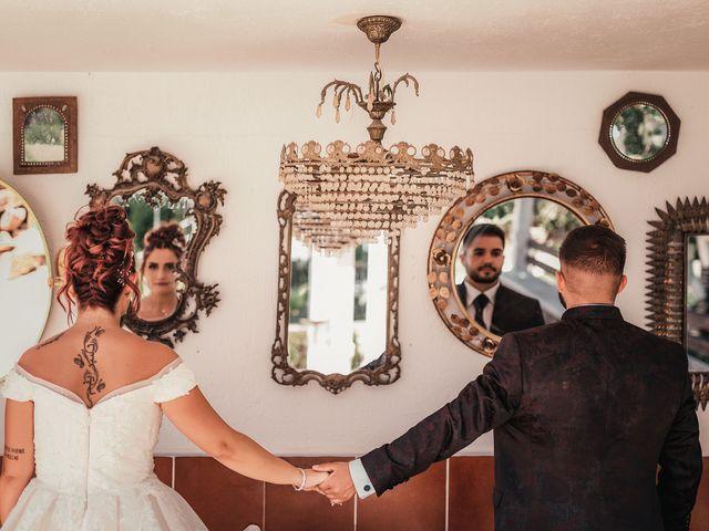 La boda de Lucas y Sandra en Mutxamel, Alicante 95