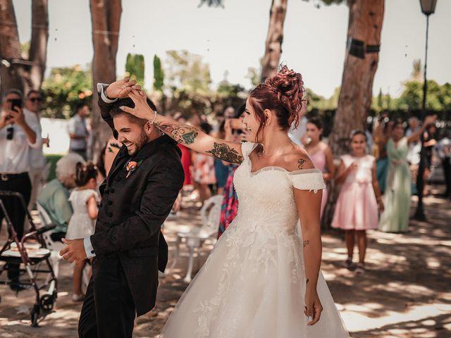 La boda de Lucas y Sandra en Mutxamel, Alicante 97