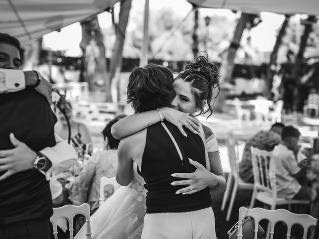 La boda de Lucas y Sandra en Mutxamel, Alicante 105