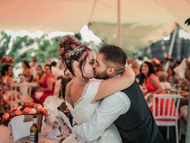 La boda de Lucas y Sandra en Mutxamel, Alicante 106