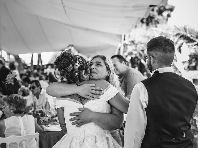 La boda de Lucas y Sandra en Mutxamel, Alicante 109