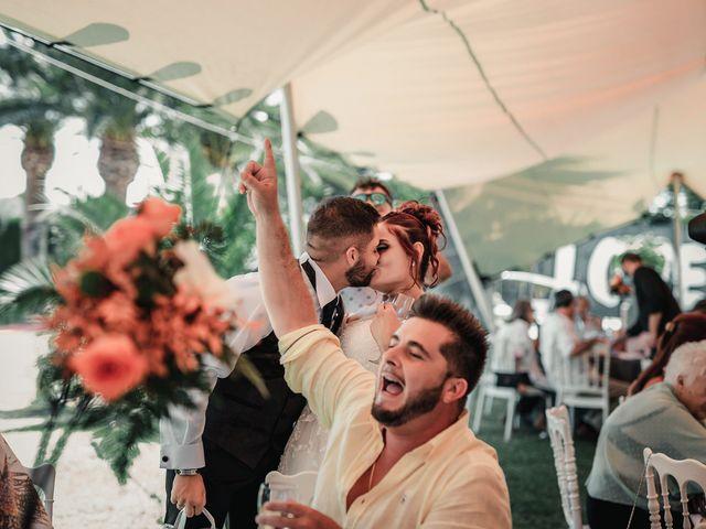 La boda de Lucas y Sandra en Mutxamel, Alicante 110