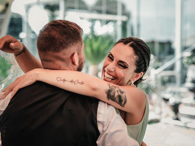 La boda de Lucas y Sandra en Mutxamel, Alicante 113