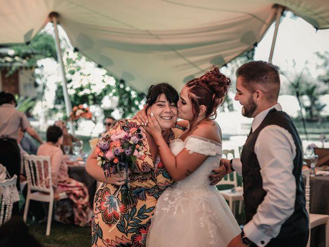 La boda de Lucas y Sandra en Mutxamel, Alicante 119