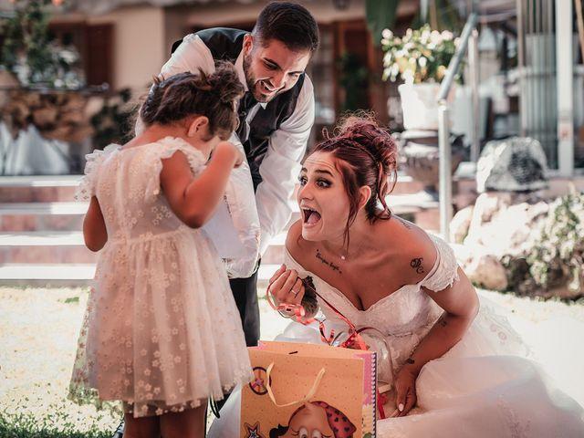 La boda de Lucas y Sandra en Mutxamel, Alicante 123
