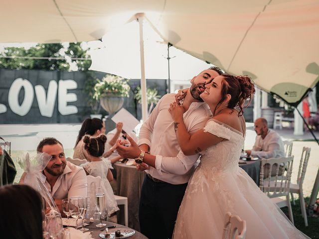 La boda de Lucas y Sandra en Mutxamel, Alicante 125