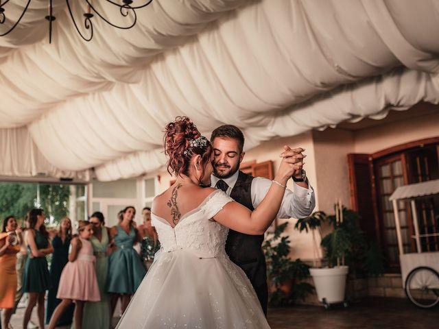 La boda de Lucas y Sandra en Mutxamel, Alicante 127