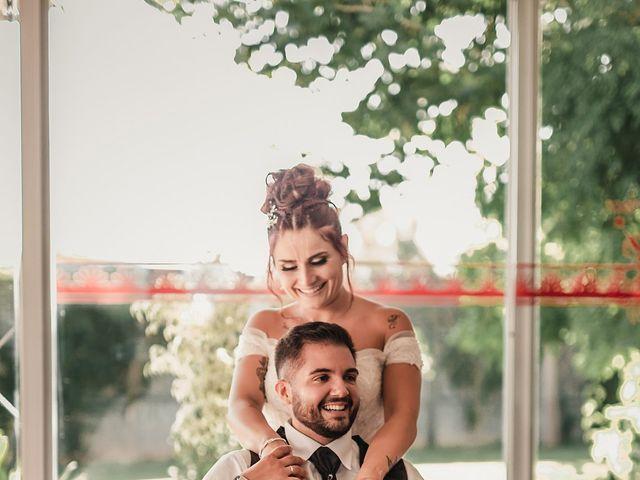 La boda de Lucas y Sandra en Mutxamel, Alicante 134