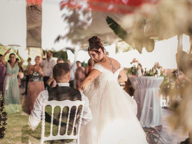 La boda de Lucas y Sandra en Mutxamel, Alicante 136