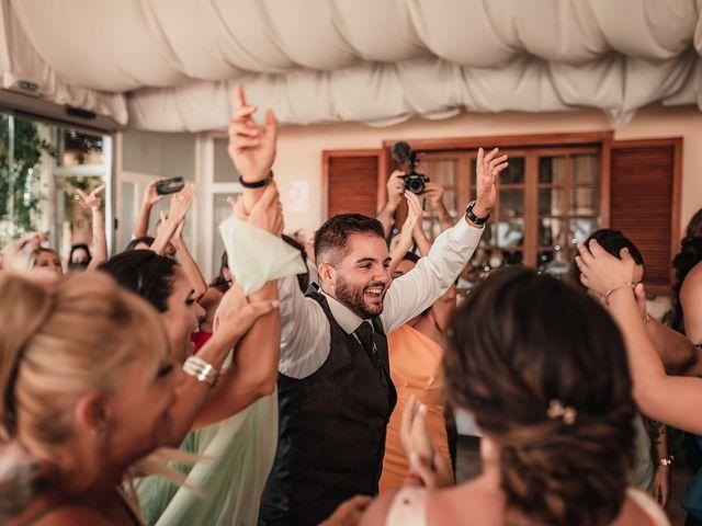 La boda de Lucas y Sandra en Mutxamel, Alicante 138