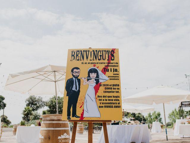 La boda de Dani y Ari en Monzon, Huesca 22
