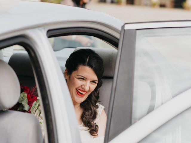 La boda de Dani y Ari en Monzon, Huesca 30