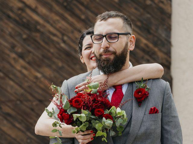 La boda de Dani y Ari en Monzon, Huesca 32