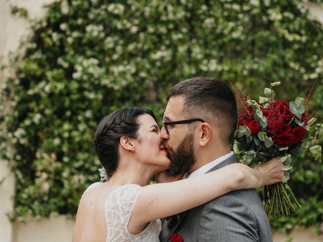 La boda de Dani y Ari en Monzon, Huesca 34