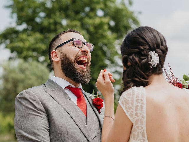 La boda de Dani y Ari en Monzon, Huesca 35