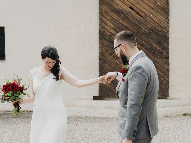 La boda de Dani y Ari en Monzon, Huesca 37