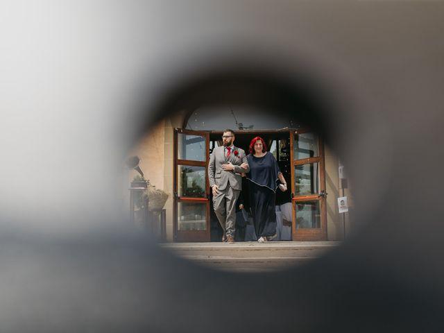 La boda de Dani y Ari en Monzon, Huesca 39