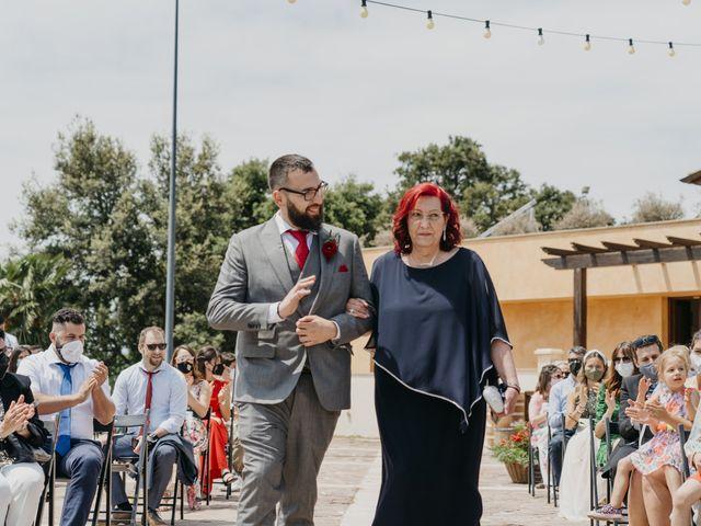 La boda de Dani y Ari en Monzon, Huesca 40