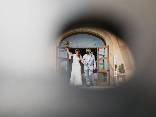 La boda de Dani y Ari en Monzon, Huesca 41
