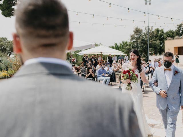 La boda de Dani y Ari en Monzon, Huesca 43
