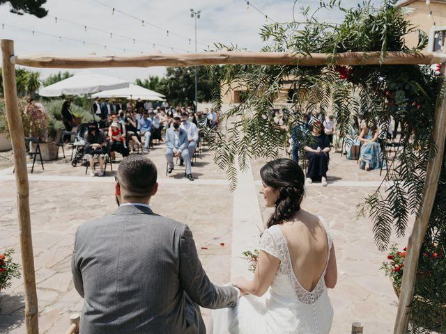 La boda de Dani y Ari en Monzon, Huesca 45