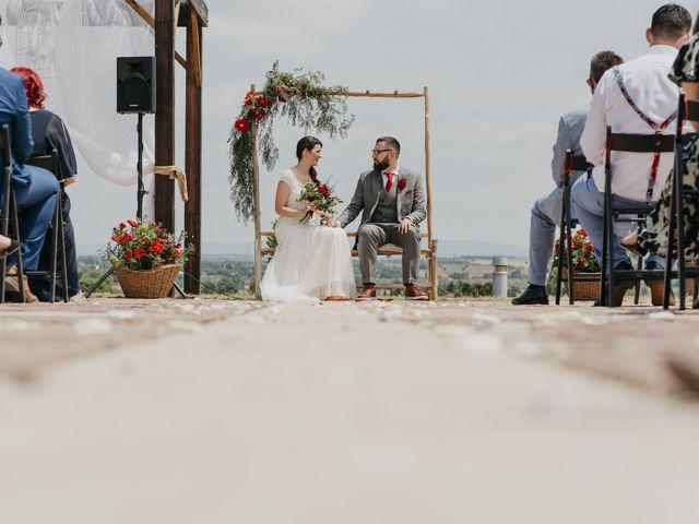 La boda de Dani y Ari en Monzon, Huesca 47