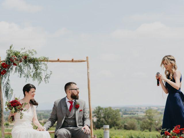 La boda de Dani y Ari en Monzon, Huesca 48