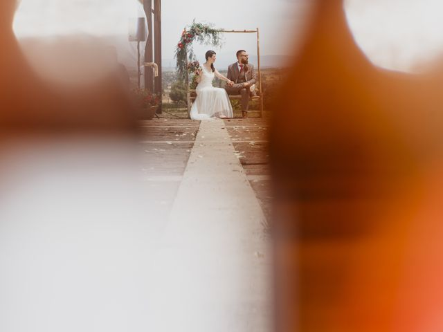 La boda de Dani y Ari en Monzon, Huesca 50