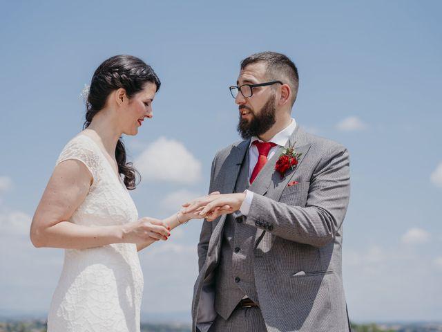 La boda de Dani y Ari en Monzon, Huesca 52