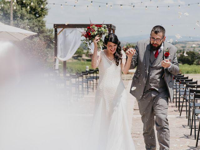 La boda de Dani y Ari en Monzon, Huesca 54