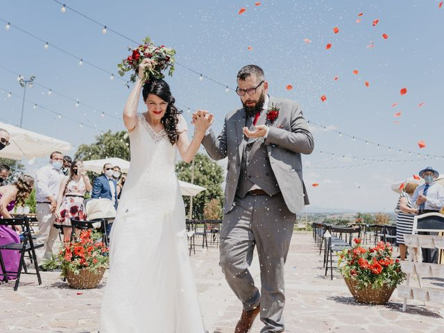 La boda de Dani y Ari en Monzon, Huesca 55