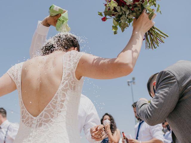 La boda de Dani y Ari en Monzon, Huesca 57
