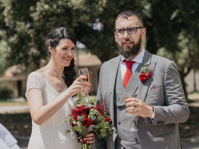 La boda de Dani y Ari en Monzon, Huesca 59