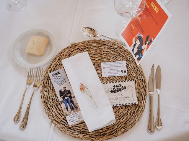 La boda de Dani y Ari en Monzon, Huesca 62