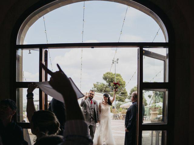 La boda de Dani y Ari en Monzon, Huesca 65