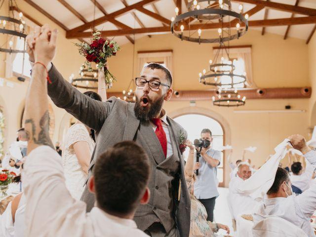 La boda de Dani y Ari en Monzon, Huesca 66
