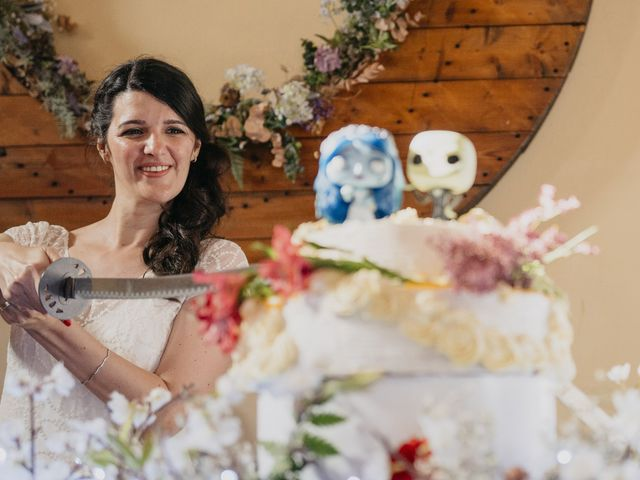 La boda de Dani y Ari en Monzon, Huesca 67