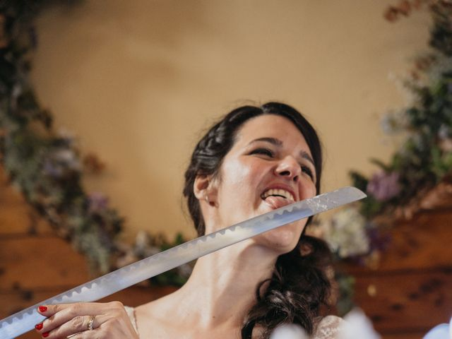 La boda de Dani y Ari en Monzon, Huesca 68