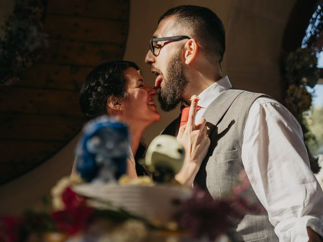 La boda de Dani y Ari en Monzon, Huesca 71